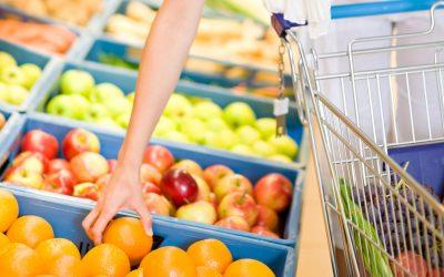 El consumo de alimentos ecológicos crece 18 veces más que el de no eco