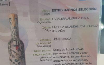EL SALÓN DE LOS ACEITES DE EXPOLIVA 2019